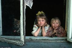 Фотографии о последних днях СССР