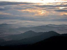 Agumbe Point, Shimoga, karnataka