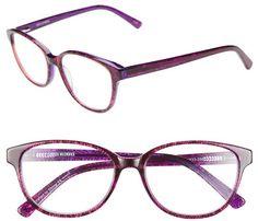 Corinne McCormack 'Tia' lacy print Reading Glasses