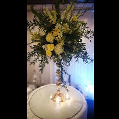 www.flowersbybrian.com Green Centerpieces, Table Decorations, Furniture, Home Decor, Decoration Home, Room Decor, Home Furnishings, Home Interior Design, Dinner Table Decorations