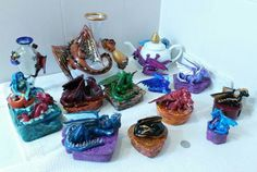 Carlys Dragons