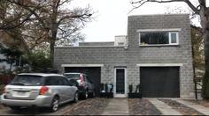 Modern Style Homes, Garage Doors, Outdoor Decor, Home Decor, Decoration Home, Room Decor, Home Interior Design, Carriage Doors, Home Decoration
