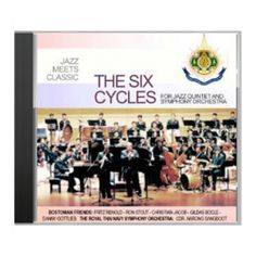 "Renold and Jacob wrote and orchestrated ""The Six Cycles"" after intensive research of the life and deeds of His Majesty King Bhumibol, who has always cultivated a passion for jazz and classical music. Bhumibol Adulyadej, Cultural Events, Life Cycles, Classical Music, Jazz, Musicals, Passion, King, Writing"