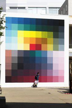 Street Art, by Alberonero, Valencia, Spain
