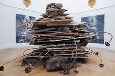 Anselm Kiefer at the Royal Academy review – 'an exciting rollercoaster ride of beauty, horror and history'