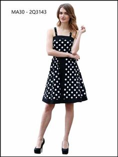 c572c44b7 Buy Black with White Spot Designer Party Wear Kurti at Wholesale
