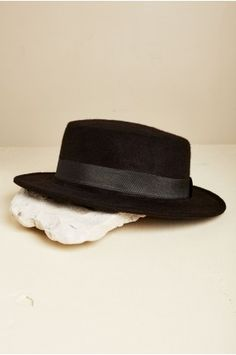 1bce81d823189 Black Flat Top Hat - Earthbound Trading Co