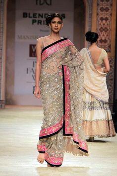 Wills Lifestyle India Fashion Week 2012 Day 3 – Blender's Pride Presents Manish Malhotra