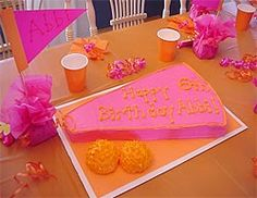 Cheerleading Party Supplies and Cheerleading Party Ideas. Plan a Cheerleader Birthday Party with these great party ideas and Cheerleading Party Supplies Cheer Birthday Party, Cheer Party, Birthday Ideas, Birthday Board, 5th Birthday, Birthday Cakes, Happy Birthday, Cheer Gifts, Cheer Mom