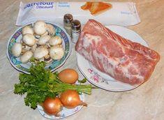 Muschi de porc in aluat ingrediente Meat, Pork