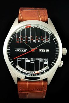Mens Watch from the new Raketa Russian Collection