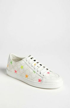 Gucci 'Brooklyn Star' Sneaker available at #Nordstrom