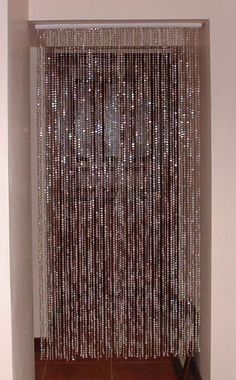 Bead Curtains Used To Be Really Popular In The 70 S The Grooviest