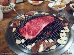 횡성한우, Korea Steak, Korea, Food, Korean Cuisine, Essen, Steaks, Meals, Korean, Yemek