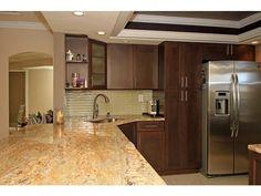 Traditional Kitchen Renovation - Park Shore - Melinda Gunther Naples Realtor