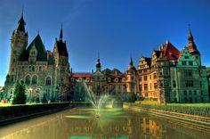 Castles in Poland