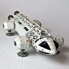 Eagle spaceship from Space: 1999  #space1999  #eagletransporter