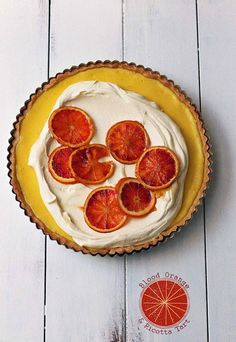 When you need a little sunshine in your life, bake this tart. You know when you see the suns...