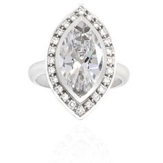 Marquise Cut Diamond | Ring-O-Blog - Directory of Wonderful Rings