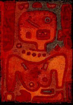 Solitary dog sculptor: Paul Klee Part 12 Klimt, Paul Klee Art, Abstract Art, Abstract Expressionism, Abstract Paintings, Oil Paintings, Landscape Paintings, Art Moderne, Wassily Kandinsky
