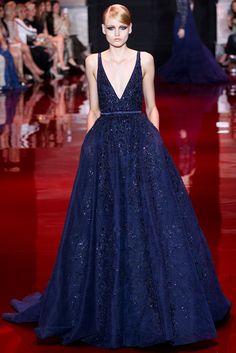 Elie Saab Fall 2013 Couture Fashion Show - Nana Strand (IMG)