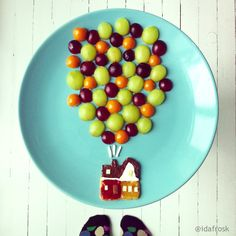Food Art Adds Fun and Amazing Edible Decorations to Eating Experience UP! Cute Food, Good Food, Yummy Food, Food Art For Kids, Creative Food Art, Creative Snacks, Little Lunch, Food Artists, Food Humor