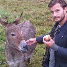 Jamie Dornan 50 shades of grey