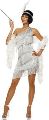 Flapper girl...great costume