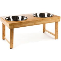 Top Paw Elevated Table Dog Feeder | Pet Food Direct