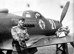 Soviet pilot Fedor Shikunov. In 52 air battles knocked down 25 enemy aircraft. Died March 15, 1945 Germany..