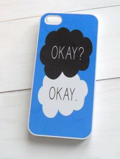 Hazel and Augustus establish this very early in their relationship. It's something simple that they created together. Cool Iphone Cases, Diy Phone Case, Phone Cover, Hazel And Augustus, Cool Gifts For Teens, Aesthetic Phone Case, Cute Cases, The Fault In Our Stars, Iphone Accessories