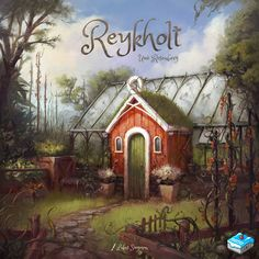 Reykholt, forthcoming board game from Uwe Rosenberg