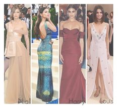 """Met gala 2017"" by perfectharry ❤ liked on Polyvore"