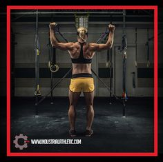One of the best investments an athlete can make, to create bulletproof shoulders - the Crossover Symmetry system. Workout Gear, No Equipment Workout, Crossfit Gym, Best Investments, Lacrosse, Strength Training, Crossover, Athlete, Industrial