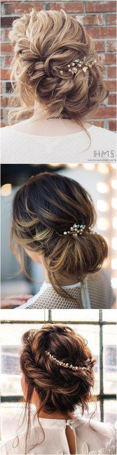 updo wedding hairstyles for 2018 by Steph 3 #bridalfashion #weddinghairstyle #updohairstyle #bridalhairstyles #weddingideas