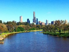 Mornings by the Yarra