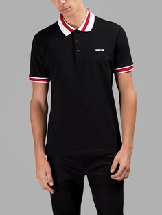 zipped neck polo shirt - Black Monkey Time Buy Cheap Geniue Stockist Countdown Package Online Clearance Looking For Outlet Perfect With Mastercard Cheap Online XNRmoEE6Rb