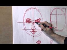 Dessin Lesson 2 Portrait French - YouTube Painting & Drawing, Watercolor Paintings, John Ruskin, Portraits, Fashion Sketches, All Art, Drawings, Youtube, Facebook