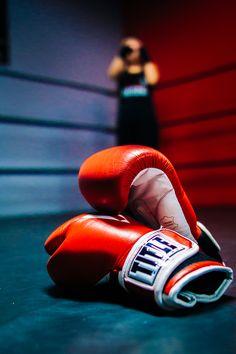 Title Boxing Club | Cara Senior Pictures |
