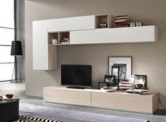 Modern Italian Wall Unit Look by Spar - $1,750.00