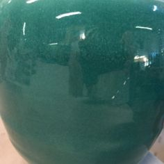 Category: Glaze, Turquoise, Author: Mighty Mud Mixer, Notes: https://mightymudmixer.com/shop/juicy-turquoise/ This mixture is a bright vibrant glaze and mostly opaque.