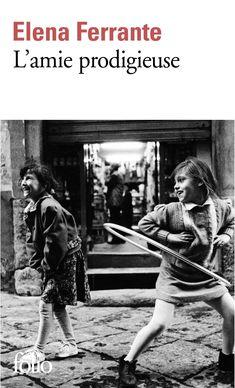 Amazon.fr - L'amie prodigieuse: Enfance, adolescence - Elena Ferrante, Elsa Damien - Livres