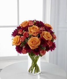 FTD Autumn Treasures Bouquet