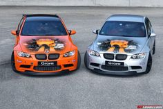 G-Power BMW M3 GTS and M3 CRT