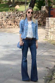 Dicas de como usar #calçaflare http://modaebeleza.org/como-usar-calca-flare-feminina/ #moda