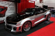 STS Twin Turbo Custom Camaro
