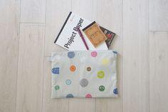 コンビニ用マイバッグ(エコバッグ)の作り方(標準型・弁当型)   nunocoto fabric Pouch Pattern, Knit Crochet, Sewing Projects, Knitting, Fabric, Paper, Handmade, Dressmaking, Tejido