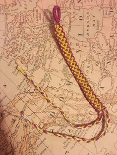 A personal favorite from my Etsy shop https://www.etsy.com/listing/522983133/handmade-woven-friendship-bracelet
