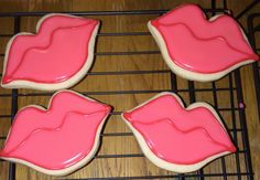 Lips #350ferinheit #lips #cookies