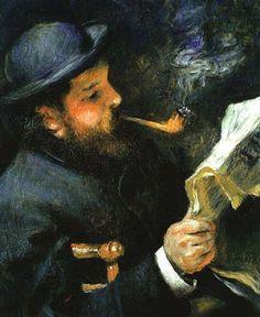 Lezen in de kunst: Cézanne_Paul